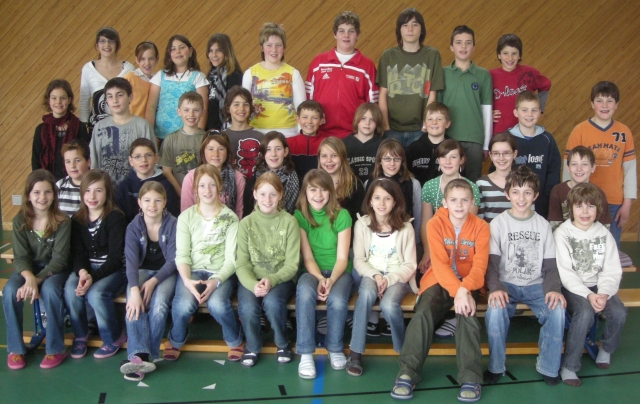 5. und 6. Klasse 2008